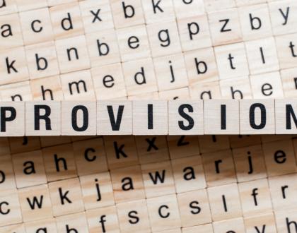 Praying God's Promises For Provision